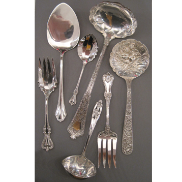Dining with Silver, Dinnerware, Table Manners, Silverware