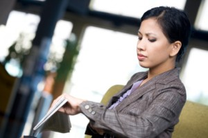 Businesswoman checking time, how to be punctual, tardiness, punctuality, arrive on time