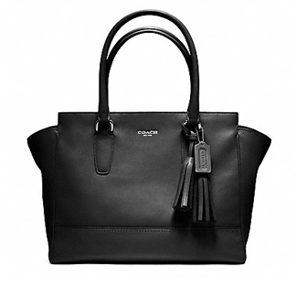 Legacy Leather Medium Candace Carryall from Coach