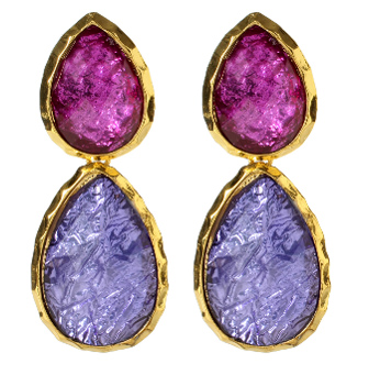Camella Spring Earrings by Amrita Singh