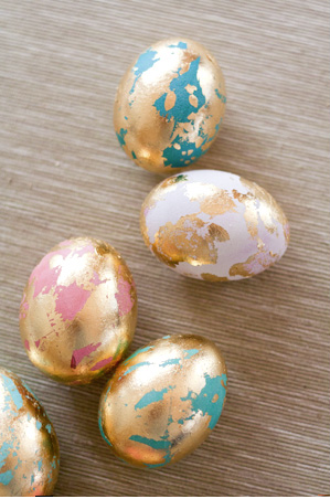 Image from She Knows, tutorial here: http://www.sheknows.com/holidays-and-seasons/articles/985729/perfect-easter-eggs