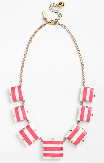 Kate Spade New York Frontal Necklace