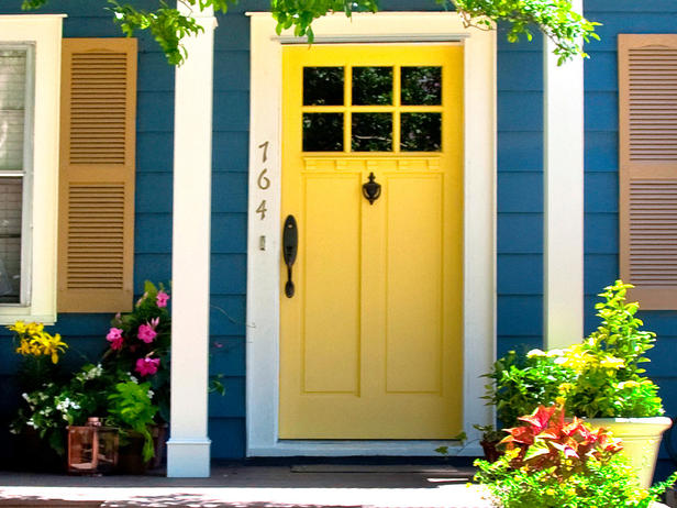 Image result for inviting front door images