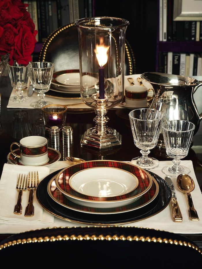 Tips for a Flawless Holiday Party : ralphlauren home from dianegottsman.com size 700 x 933 jpeg 125kB