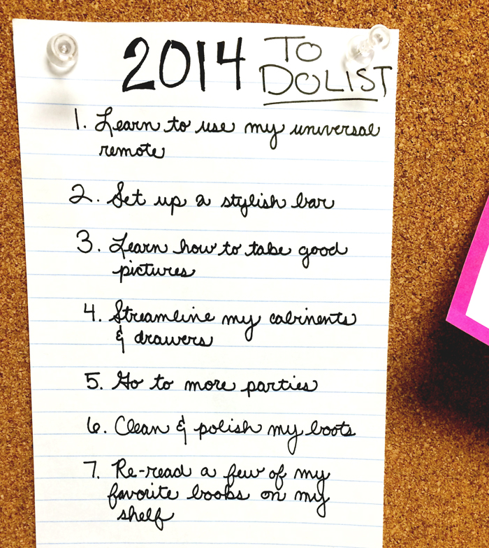 New Year's Resolutions: 10 Tasks to Tackle in 2014 by Diane Gottsman Etiquette Expert and Modern Manners Authority