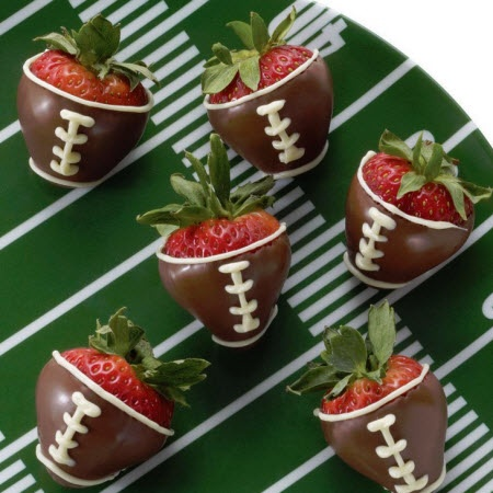 Super Bowl Party Ideas for Dcor & Menu by Diane Gottsman Etiquette Expert  and Modern Manners