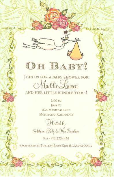 Baby Shower Etiquette by Diane Gottsman Etiquette Expert and Modern Manners Authority