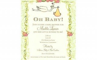 Baby etiquette archives diane gottsman etiquette for Baby shower etiquette for mom to be