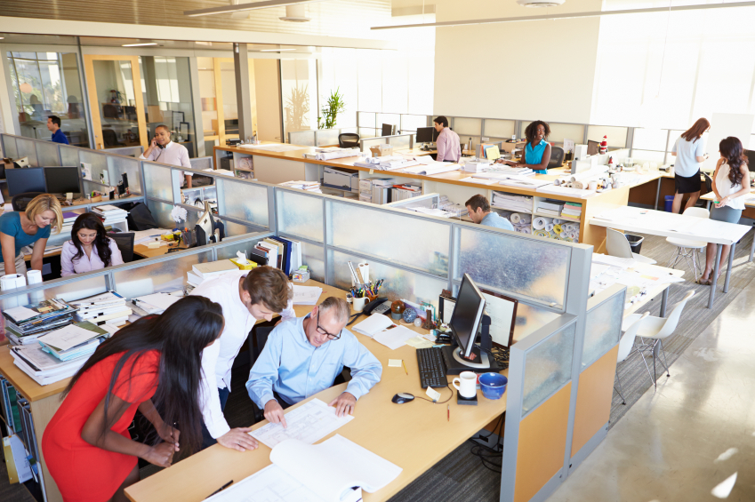 Open Office Space & Chatty Coworkers by Diane Gottsman Etiquette Expert and Modern Manners Authority