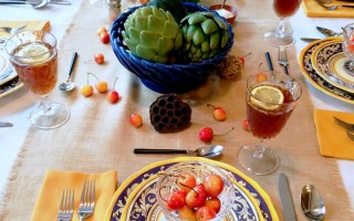 Dining Etiquette: What Do You Do If It Rains by Diane Gottsman Etiquette Expert and Modern Manners Authority