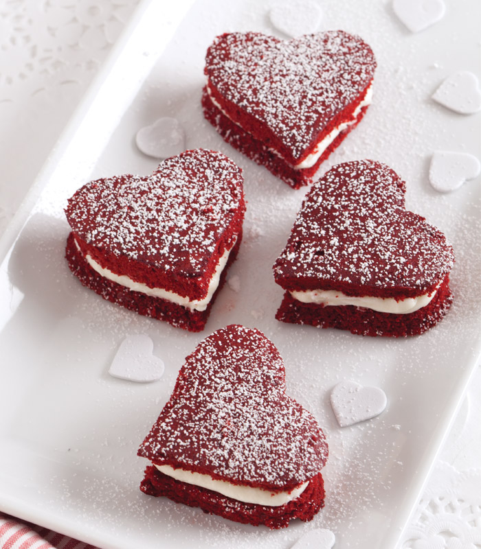 Valentine's Day Etiquette and Recipe to Share