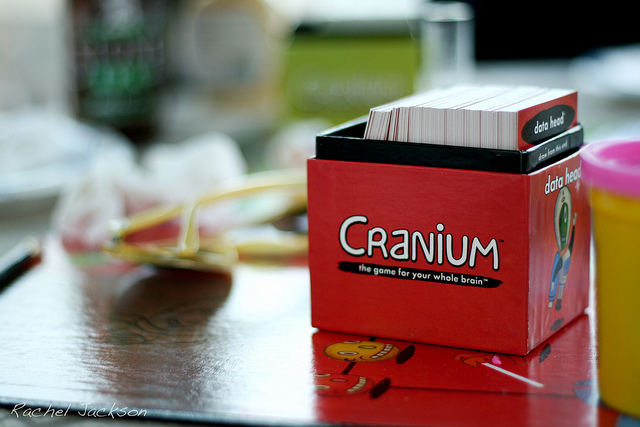 photo of Cranium for Team Building Etiquette blog