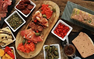 Holiday Dining Etiquette: How Do You Say Charcuterie?