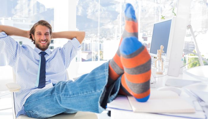 Men's Business Attire Sock Etiquette