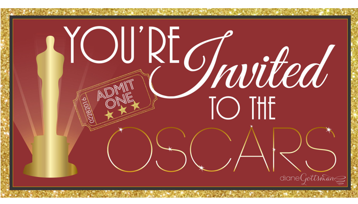 How to Host an Oscar Party