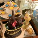 Easter Entertaining With Cake Stands and Serving Trays