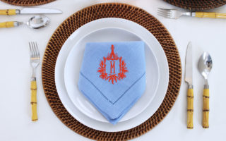 Lettermade Cocktail Napkins: Q&A with Malia Dreyer