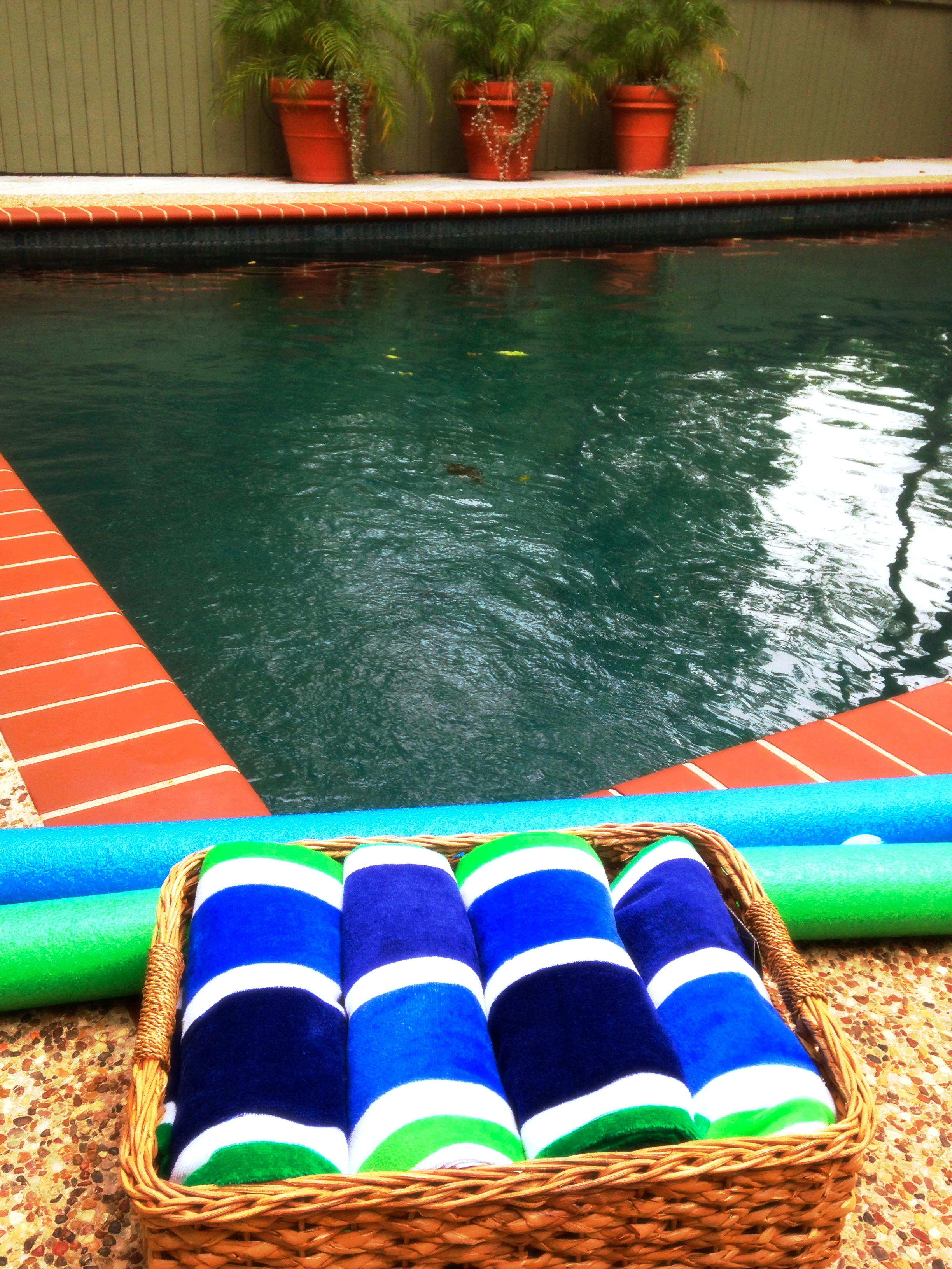 Party Etiquette 8 Festive 4th Of July Pool Party Ideas